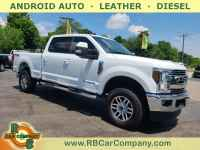 Used, 2019 Ford Super Duty F-250 Pickup LARIAT, White, 32604-1