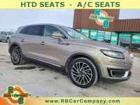 Used, 2019 Lincoln Nautilus Reserve AWD, Brown, 32095-1