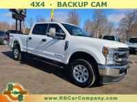 Used, 2020 Ford Super Duty F-350 SRW Pickup XLT, White, 32203-1