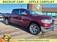 Used, 2020 Ram 1500 Big Horn, Red, 32114-1