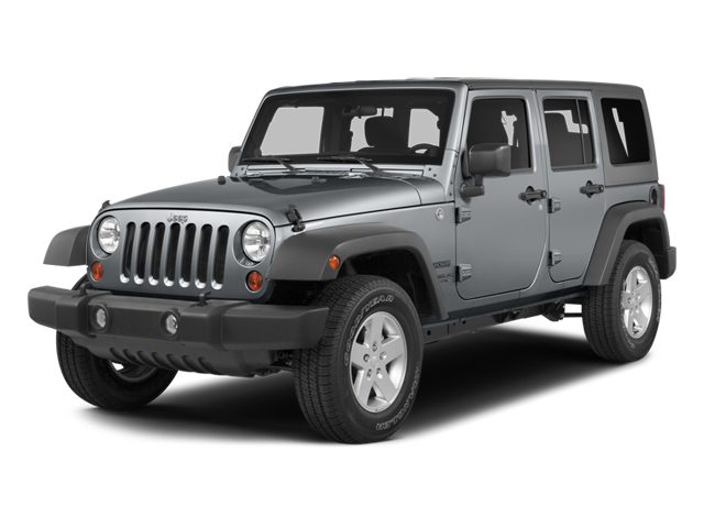 2014 Jeep Wrangler Unlimited Sport White WITH KEY FEATURES TO INCLUDING Four Wheel Drive Fog Li