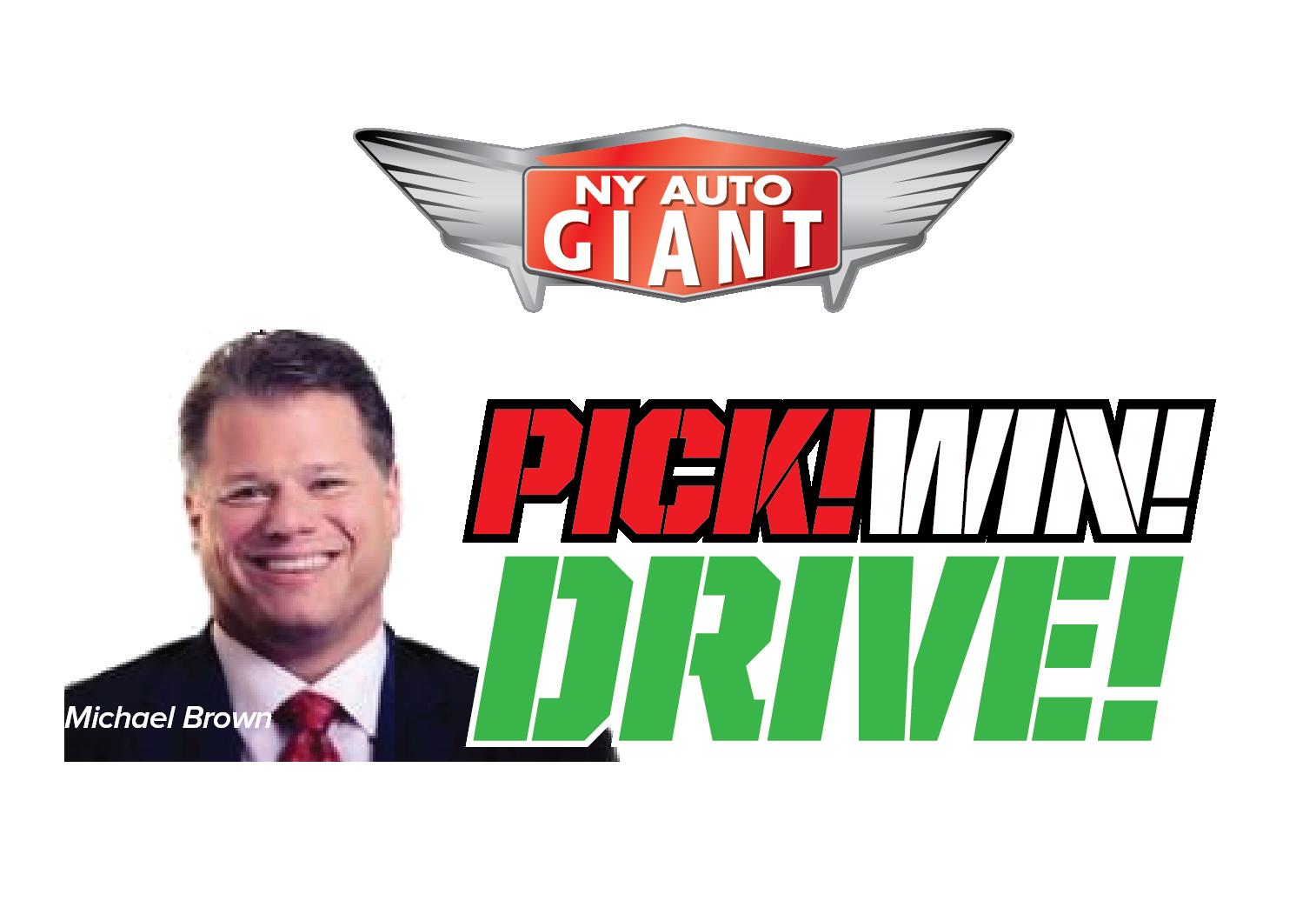Pick Win Drive Ny Auto Giant