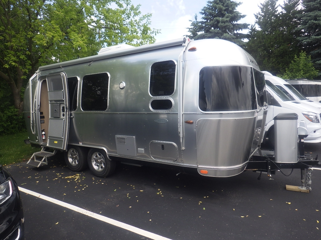 Used Travel Trailers | Ewald Airstream