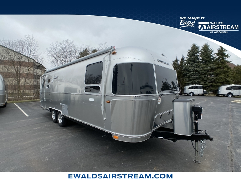 2021 Airstream Caravel 22FB, AT54969, Photo 1