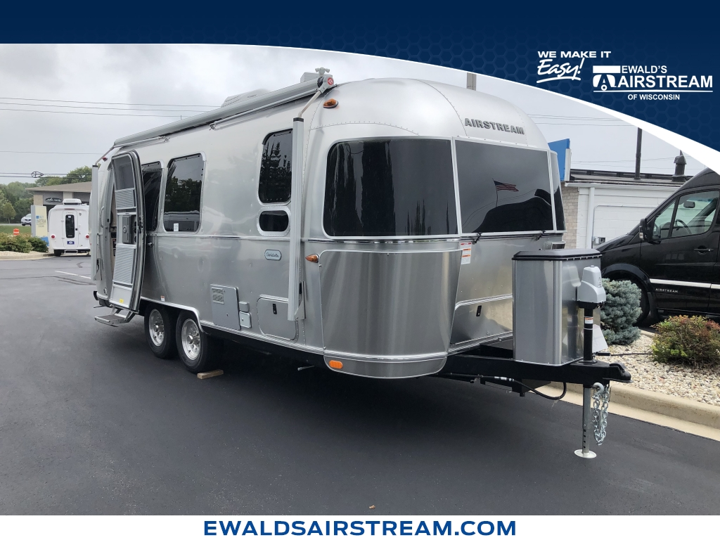 2020 Airstream Globetrotter 25FBQ, AT20005, Photo 1
