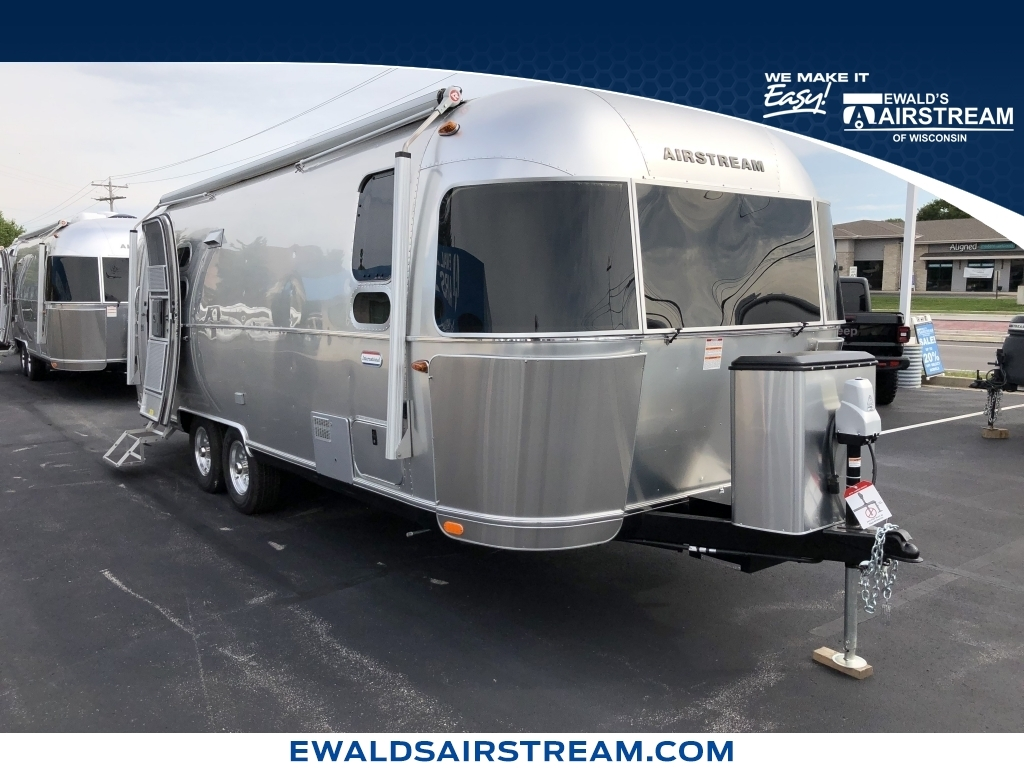 2021 Airstream Globetrotter 25FBQ, AT21011, Photo 1