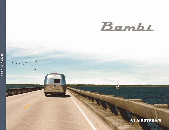 Airstream Bambi Brochure