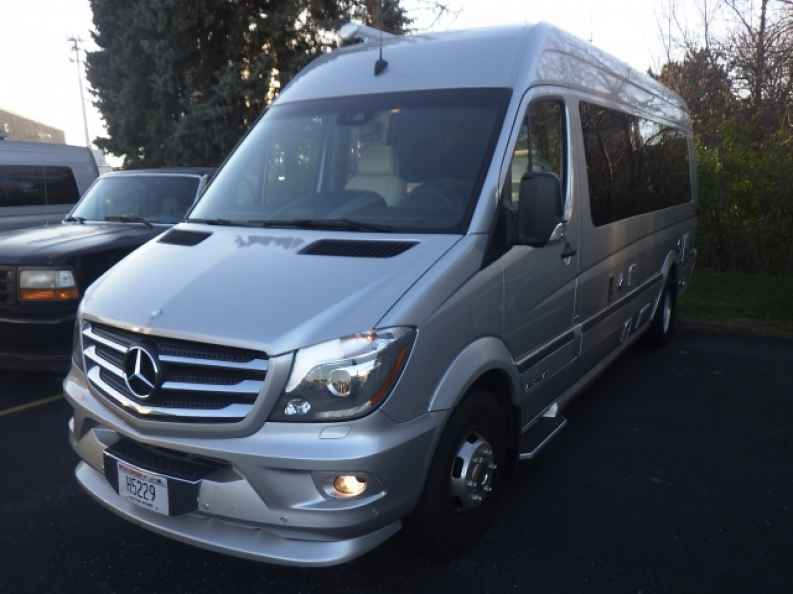 Used Airstream Interstate For Sale At Ewald Ewald Airstream