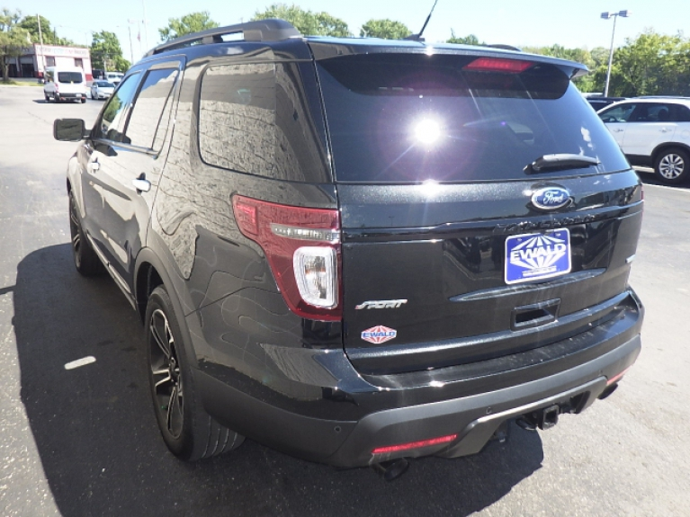 used 2014 ford explorer sport for sale ewald automotive group. Black Bedroom Furniture Sets. Home Design Ideas