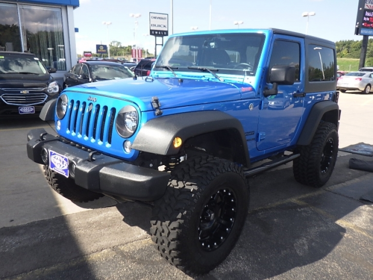 Try Out A Used Jeep Wrangler For Sale With Ewald Ewald Automotive