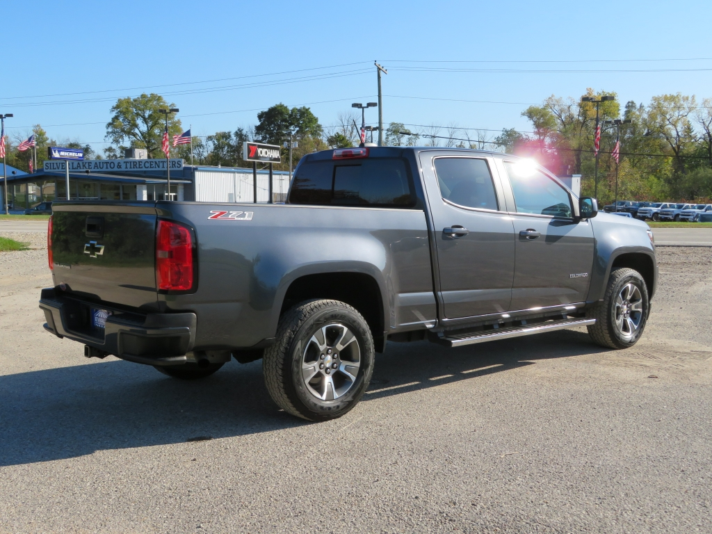 Chevy Colorado For Sale In Wi Ewald Automotive Group