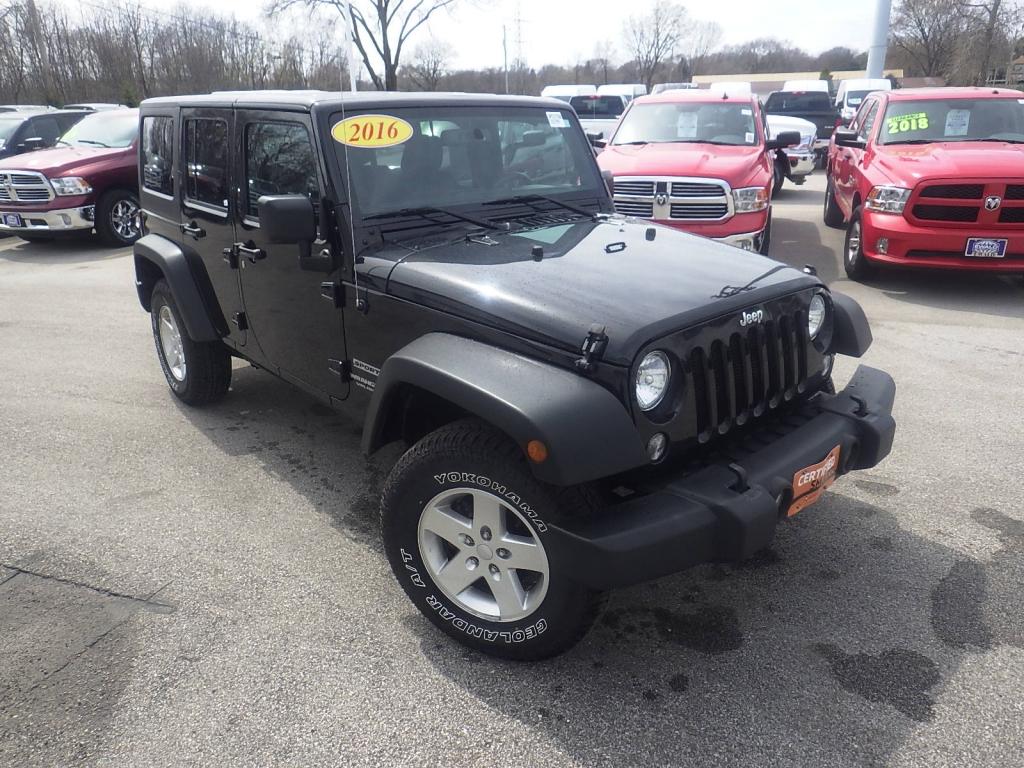 Used Jeeps Near Me >> Milwaukee Jeep Near Me Ewald Automotive Group