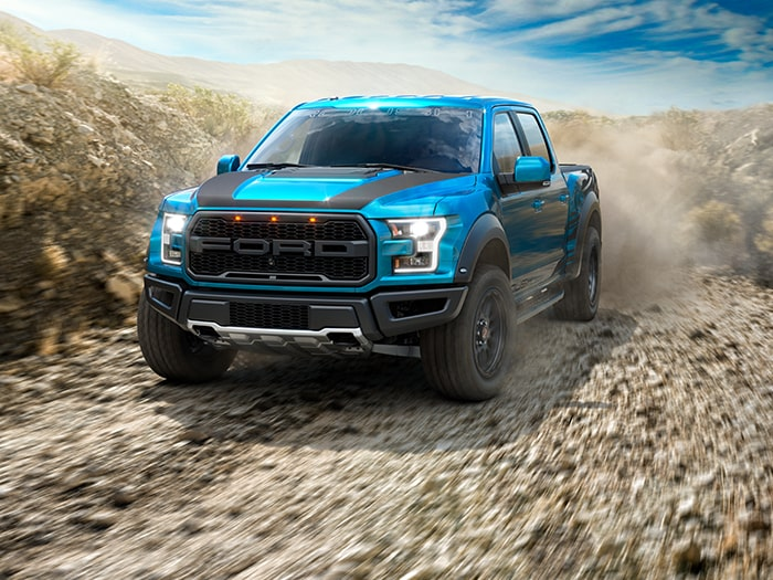 2020 ROUSH Raptor