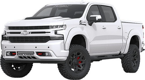 2019 Chevrolet Silverado 1500 from Tuscany