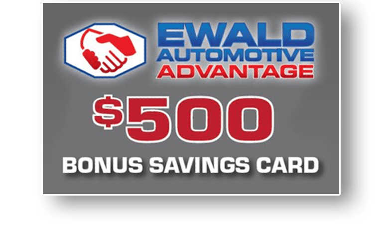 Bonus Savings Card