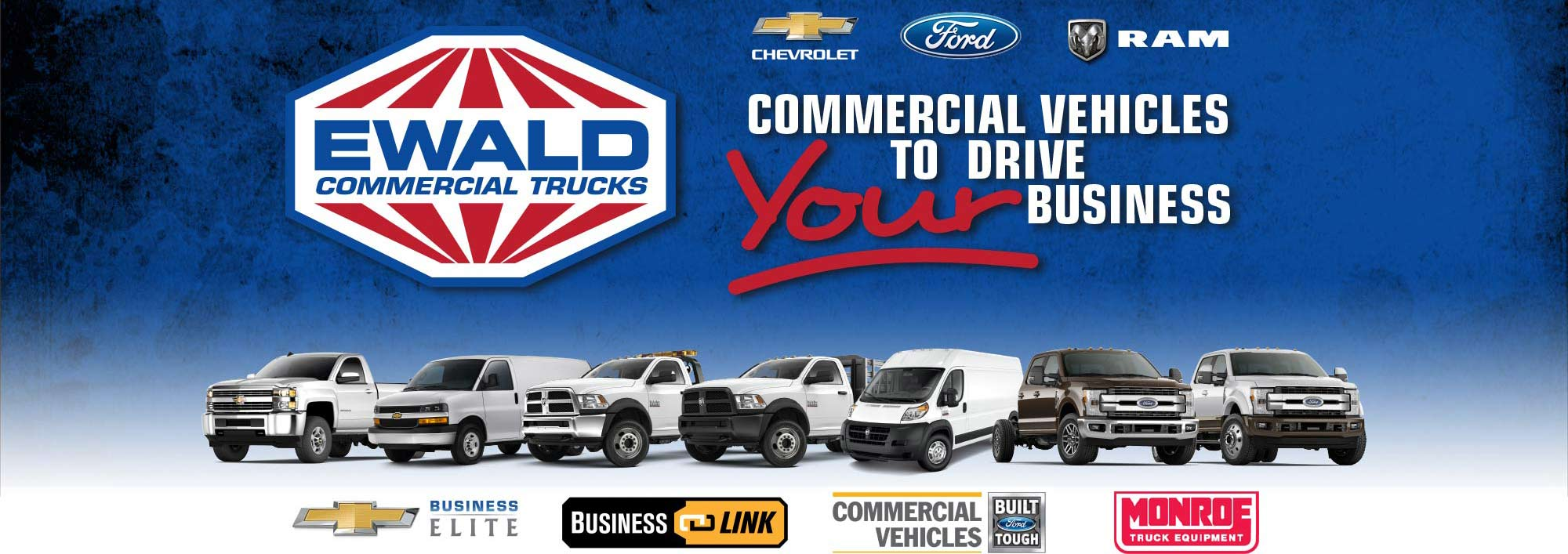 Commercial Banner
