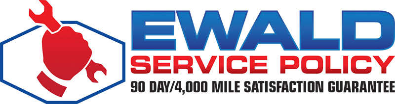 Ewald Service Policy 90 Day/4,00 Mile