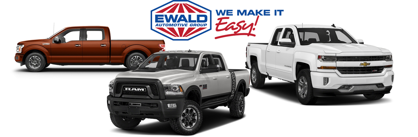 Trucks For Sale In Wi >> Used Trucks For Sale In Milwaukee Ewald Automotive Group