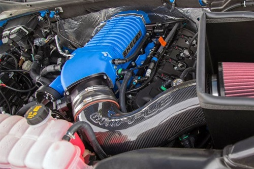 Shelby Ford Supercharger