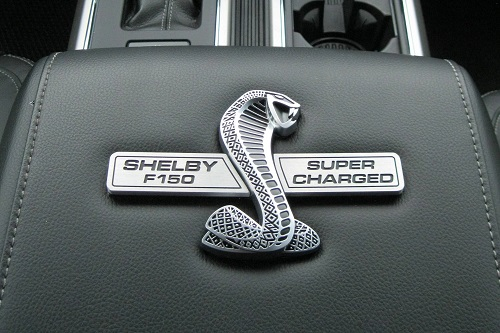 Shelby Ford F-150 Badge