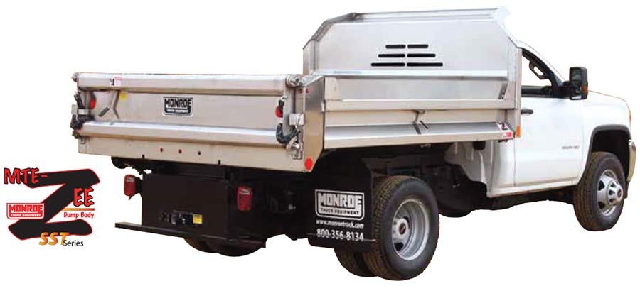 Monroe Truck Equipment >> Monroe Commercial Truck Equipment Ewald Automotive Group
