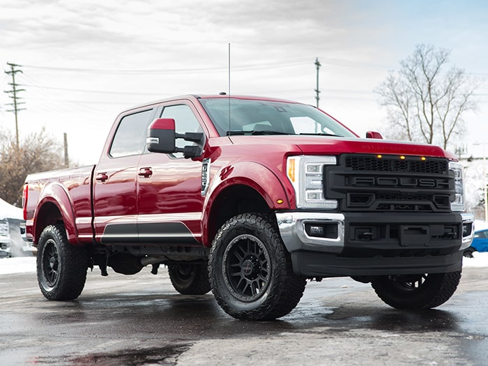 2018 ROUSH Super Duty