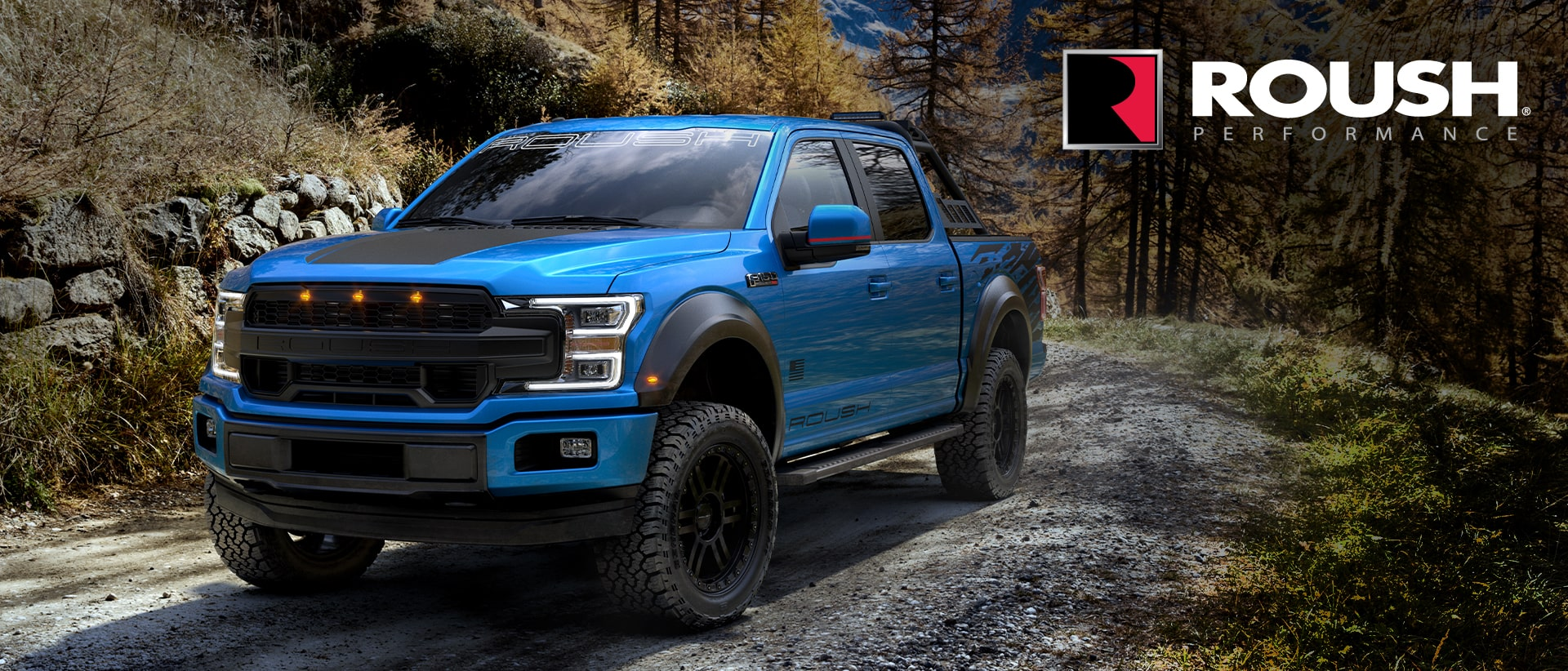ROUSH® Performance - 2020 ROUSH F-150 SC