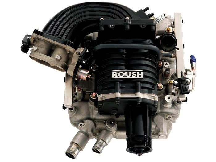 ROUSH Mustang GT M90 Supercharger
