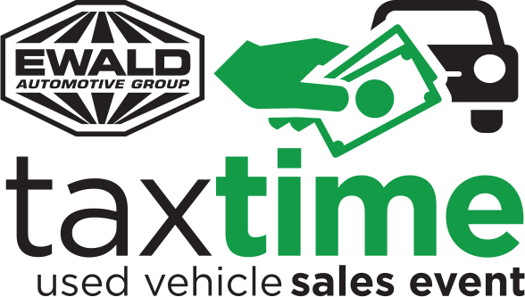 Tax time used vehicle sales event!