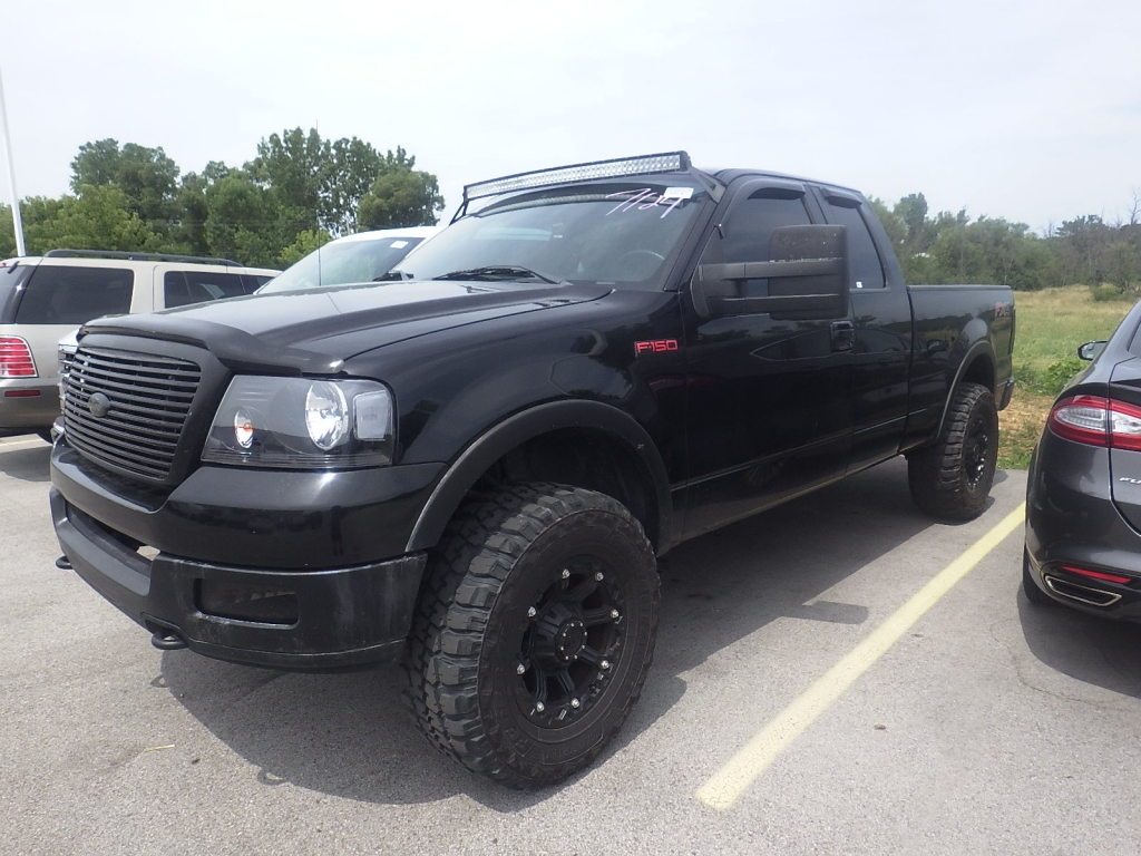 Ford Trucks For Sale Near Me