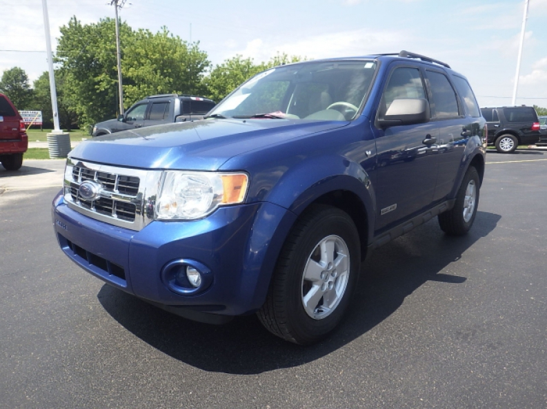 Take A Look At The 2008 Ford Escape For Used Suv Models