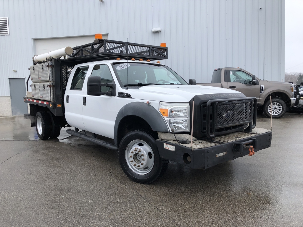 2011 Ford Super Duty F-550 DRW , H22015AA, Photo 1
