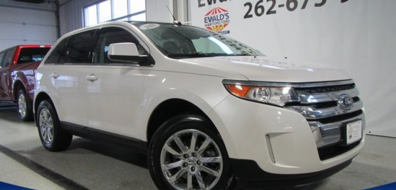You Can Also Take A Look At This Used  Ford Edge Limited With Its  L Ti Vct V Speed Selectshift Automatic Transmission All Wheel Drive