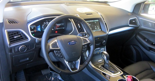 The Interior Of This New SUV For Sale Features A Cozy 5 Person Seating  Capacity, Leather/Metal Look Steering Wheel, Proximity Key For Doors And  Push Button ...