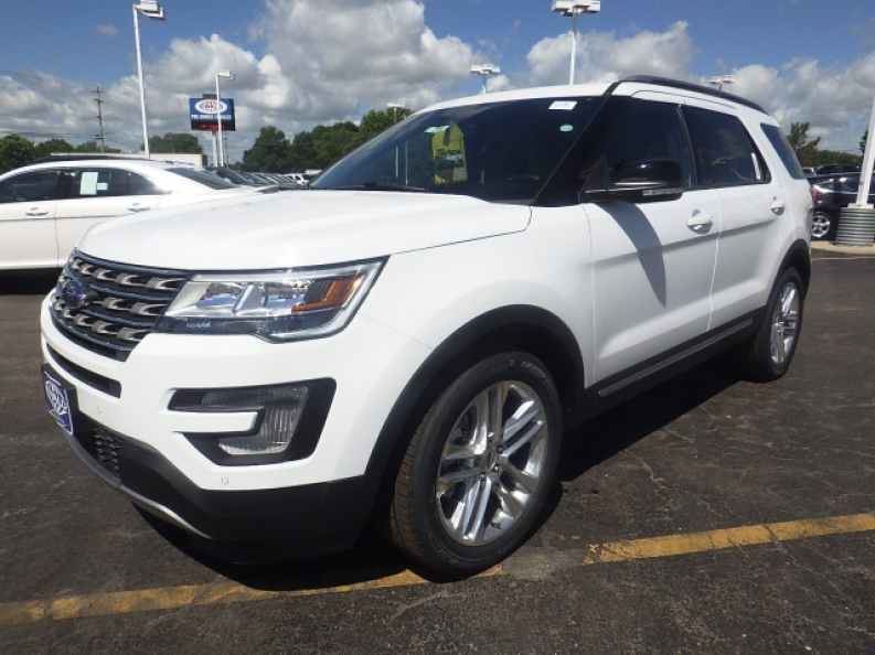 Ford Dealership Franklin >> New Ford SUV Models For Sale | Ewald's Hartford Ford