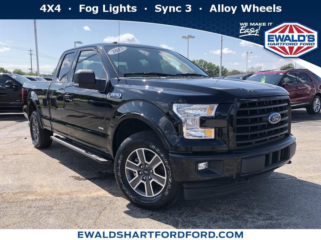 2017 Ford F-150 , H56186A, Photo 1