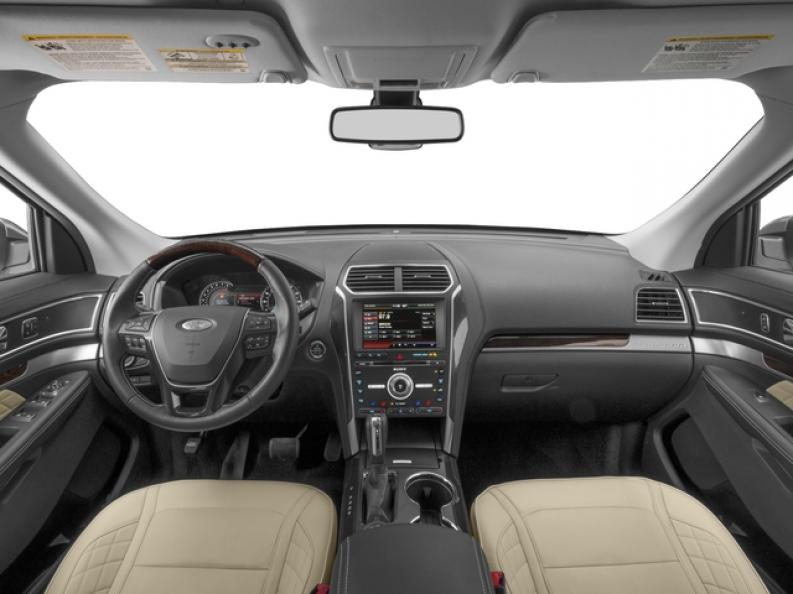 2017 Ford Explorer Platinum SUV Models