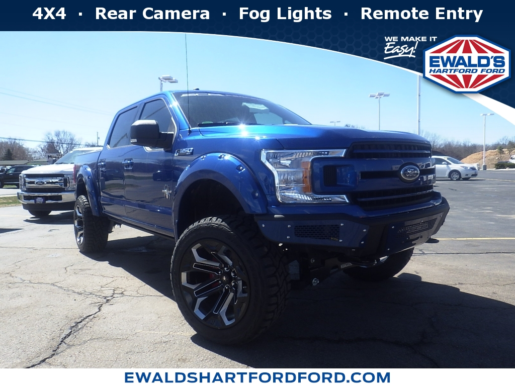 2018 Ford F-150 XLT, SCA19615, Photo 1
