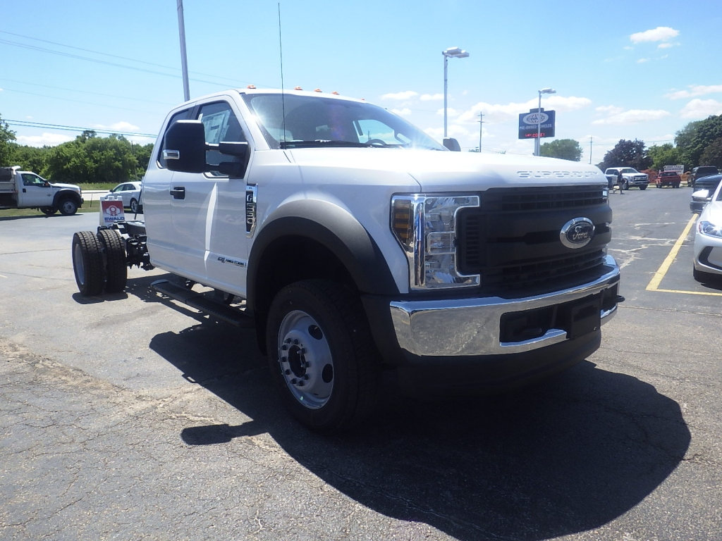 2019 Ford Super Duty F-450 DRW XL, HB19814, Photo 1