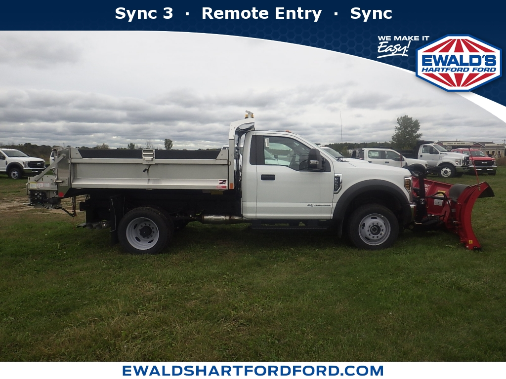 2018 Ford Super Duty F-450 DRW XL, HA19146, Photo 1