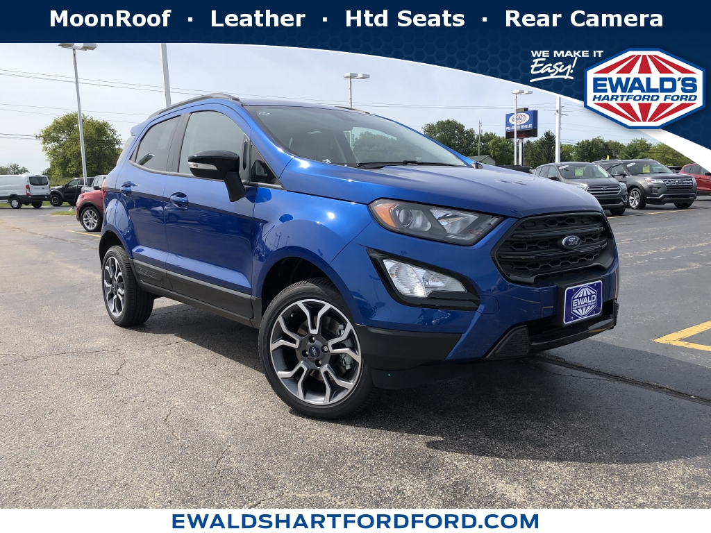 2019 Ford EcoSport SE, HB20943, Photo 1