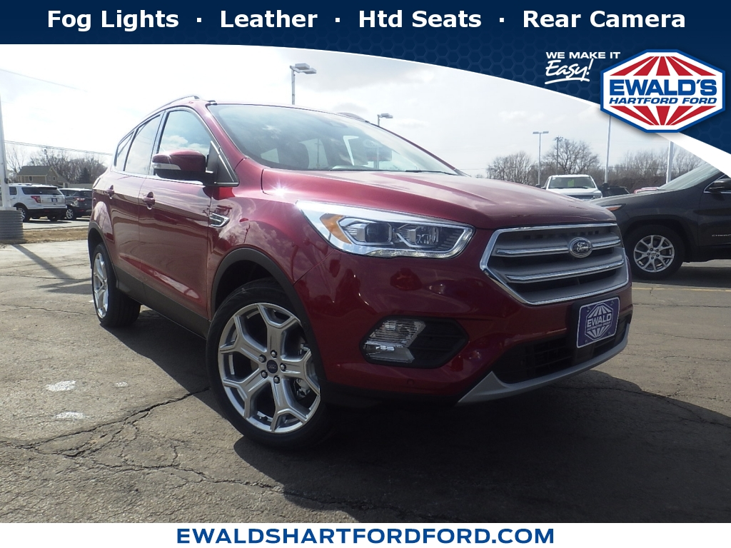 2019 Ford Escape SEL, HB20356, Photo 1