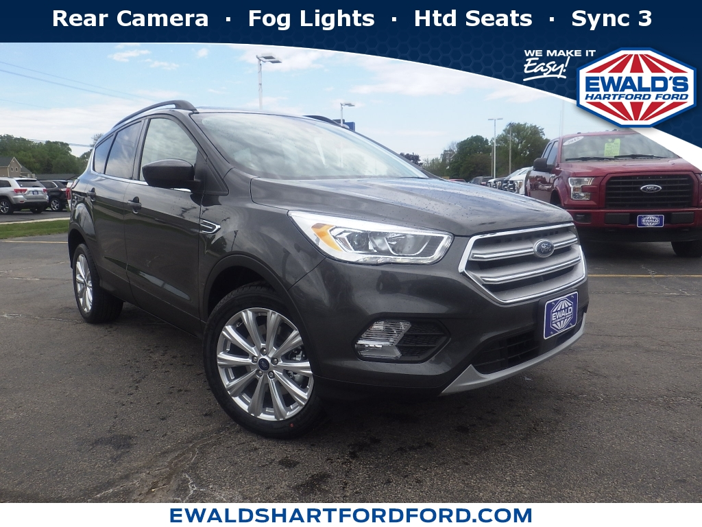 2019 Ford Escape SE, HB21030, Photo 1