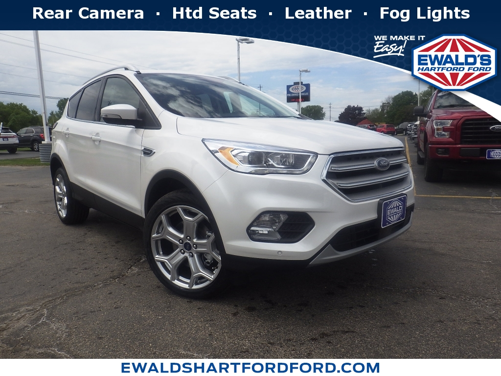 2019 Ford Escape SEL, HTB21335, Photo 1