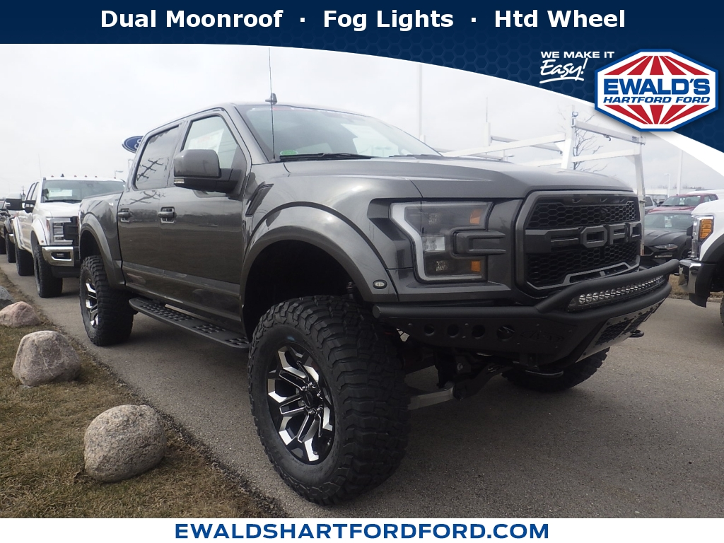 2019 Ford F-150 Platinum, HB20498, Photo 1