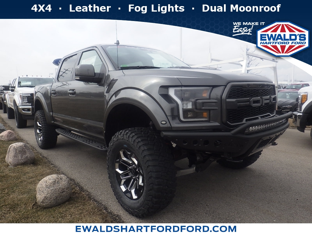 2019 Ford F-150 Raptor, SCA20526, Photo 1