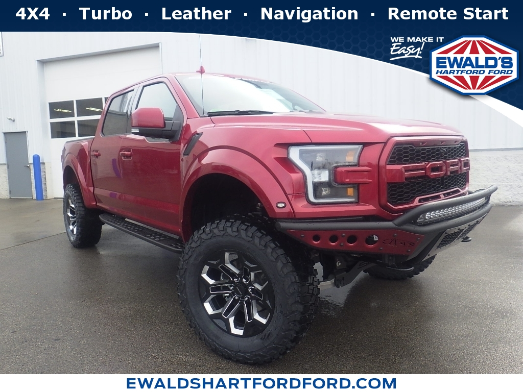 2019 Ford F-150 LARIAT, RSH20902, Photo 1