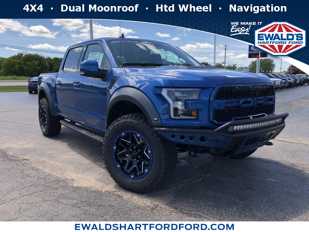 2019 Ford F-150 LARIAT, RSH20882, Photo 1