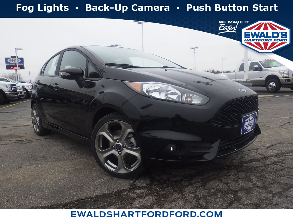 2019 Ford Fiesta SE, HB20153, Photo 1