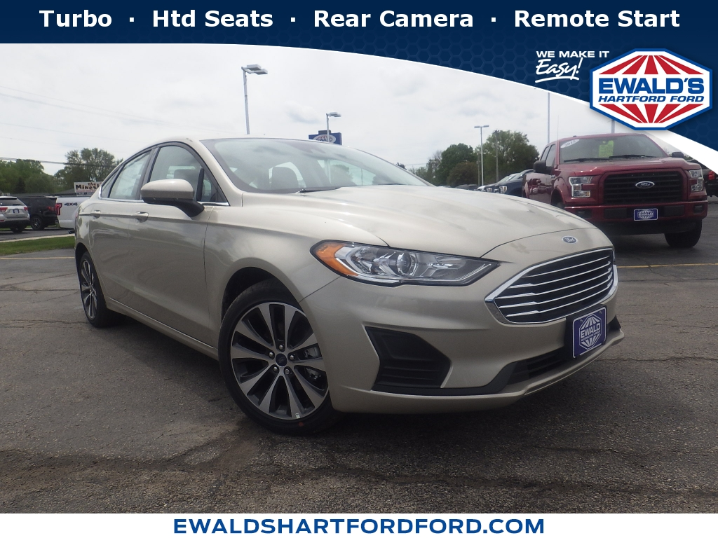 2019 Ford Fusion SE, HB20832, Photo 1